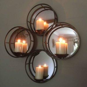 Afbeeldingsresultaat voor four candles mirror