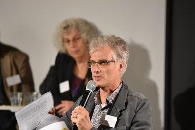 Eeuwout Klootwijk gaf aan dat de PKN verder gaat zich te bezinnen.