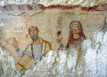Thecla: The Apostle Who Defied Women's Destiny | The BAS Library